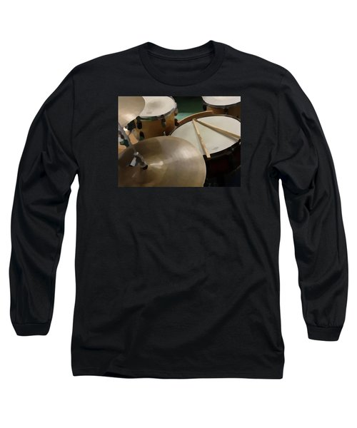 Set Long Sleeve T-Shirt by Photographic Arts And Design Studio
