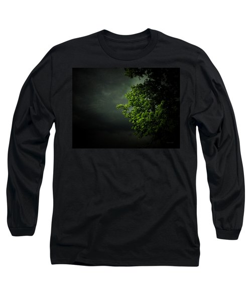 Severe Weather Long Sleeve T-Shirt by Cynthia Lassiter