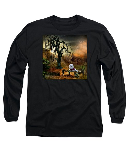 Shades Of The Fall  Long Sleeve T-Shirt