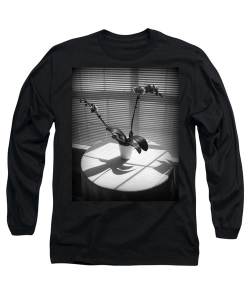 Long Sleeve T-Shirt featuring the photograph Shadow Patterns by Jodie Marie Anne Richardson Traugott          aka jm-ART