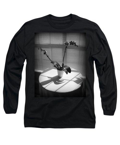 Shadow Patterns Long Sleeve T-Shirt