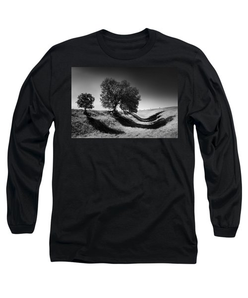 Shadow Time Long Sleeve T-Shirt