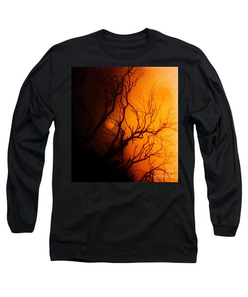 Shadowed Long Sleeve T-Shirt