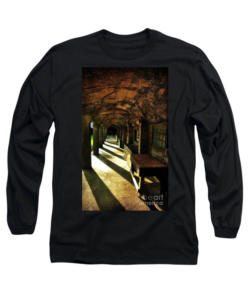 Shadows And Arches I Long Sleeve T-Shirt