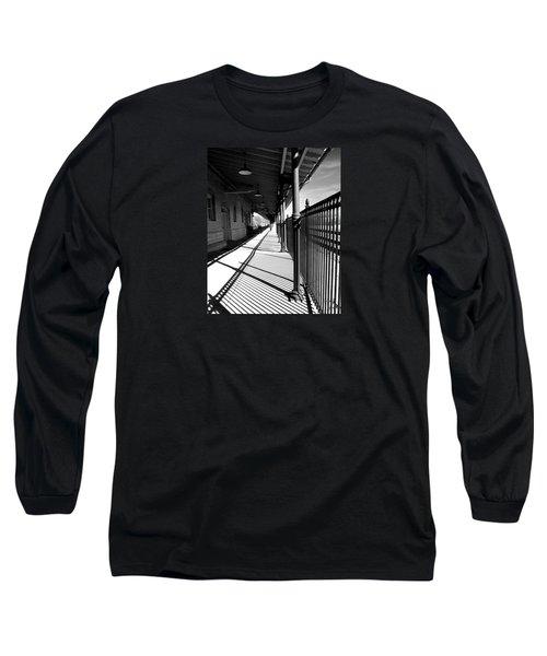 Shadows At The Station Long Sleeve T-Shirt