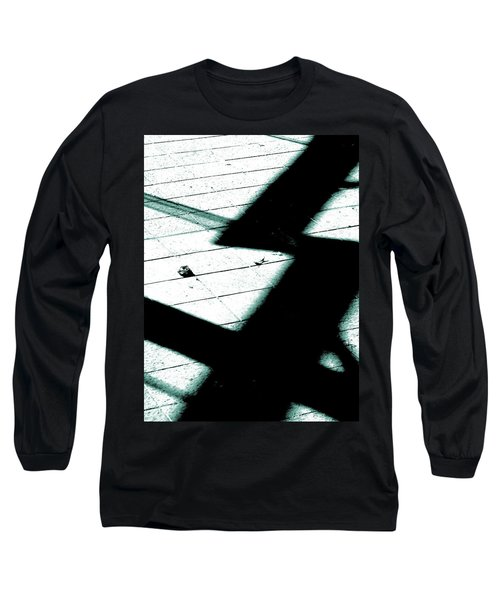 Shadows On The Floor  Long Sleeve T-Shirt