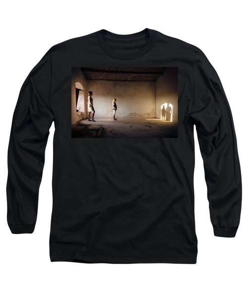 Shadows Reborn - Convergence Long Sleeve T-Shirt