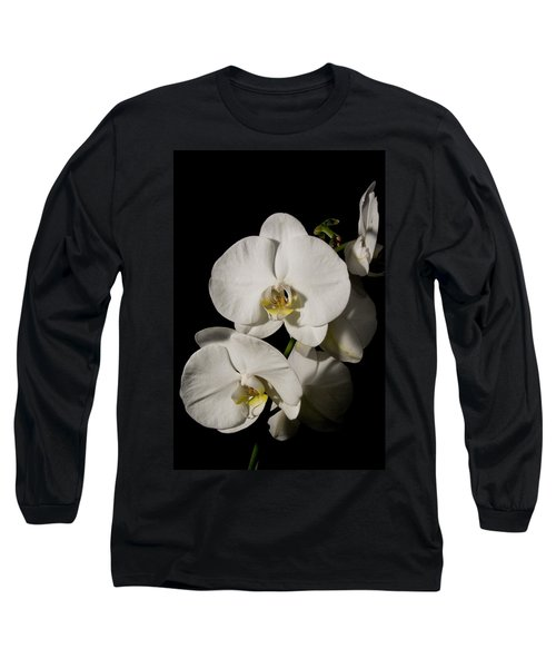 Shadowy Orchids Long Sleeve T-Shirt