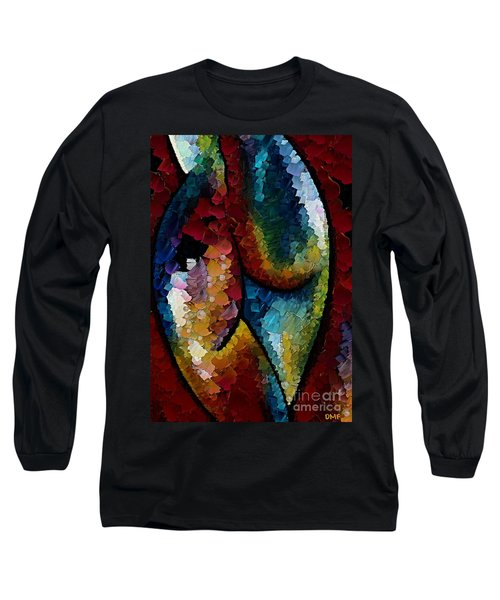 Shapeliness I Long Sleeve T-Shirt