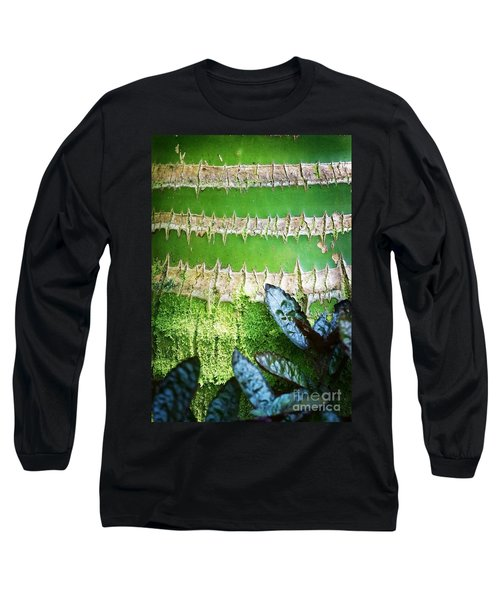 Long Sleeve T-Shirt featuring the photograph Shapes Of Hawaii 13 by Ellen Cotton
