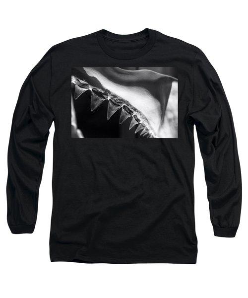 Shark's Teeth Long Sleeve T-Shirt