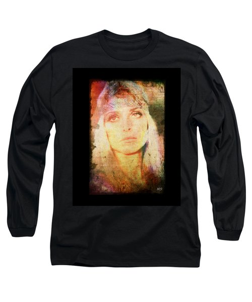 Sharon Tate - Angel Lost Long Sleeve T-Shirt