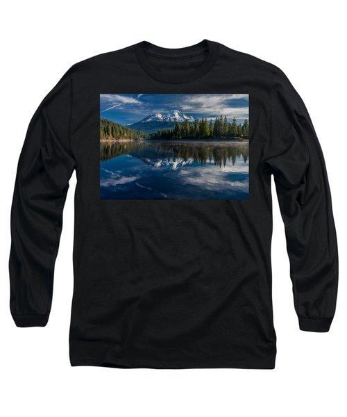Shasta And Lake Siskiyou Long Sleeve T-Shirt