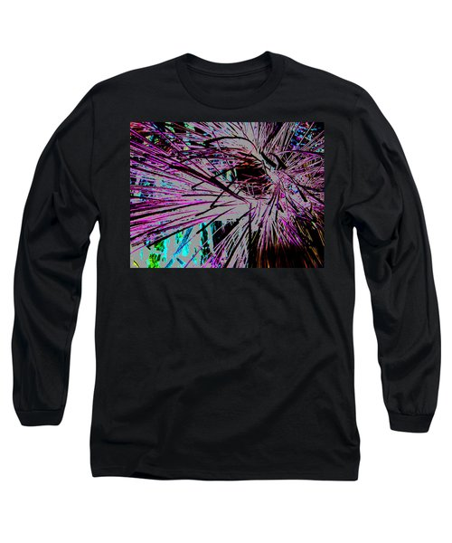Long Sleeve T-Shirt featuring the photograph Shatter  by Jamie Lynn