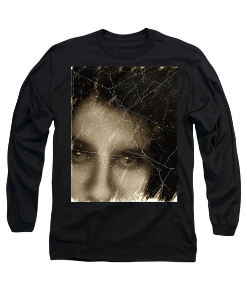She Died Before Your Eyes Long Sleeve T-Shirt