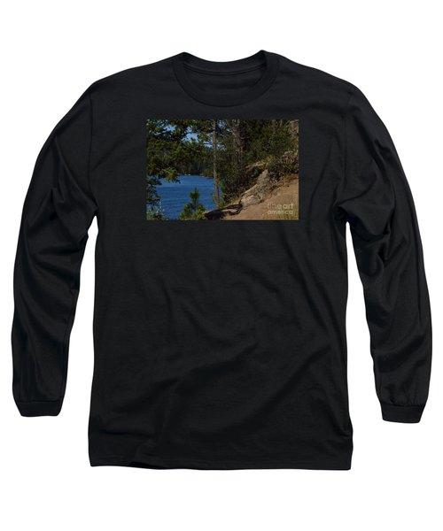 Shine On Long Sleeve T-Shirt by Greg Patzer