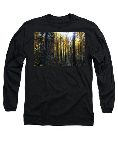 Shining Through Long Sleeve T-Shirt
