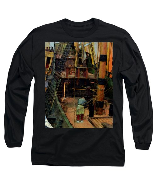 Ship's Carpenter Long Sleeve T-Shirt