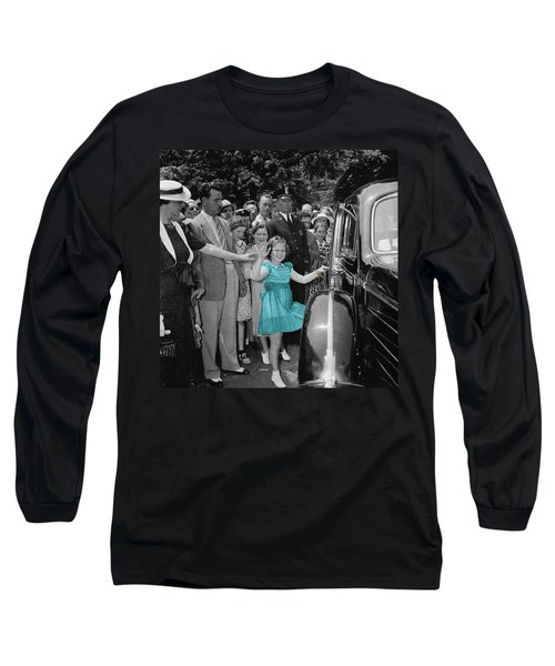 Shirley Temple Long Sleeve T-Shirt