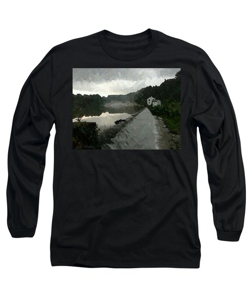 Shrouded Fluid Power Long Sleeve T-Shirt