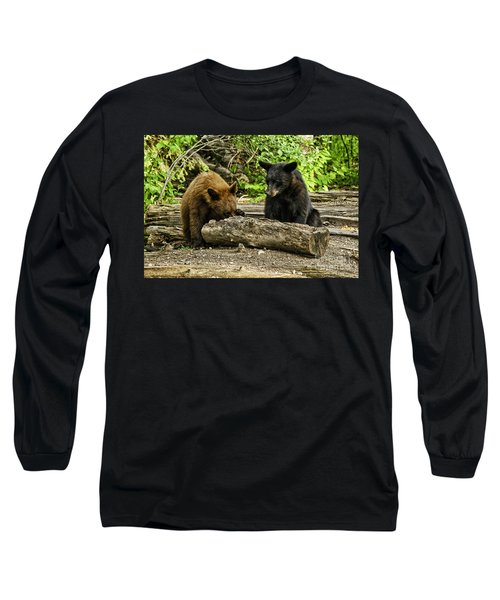 Sibling Lunch Long Sleeve T-Shirt
