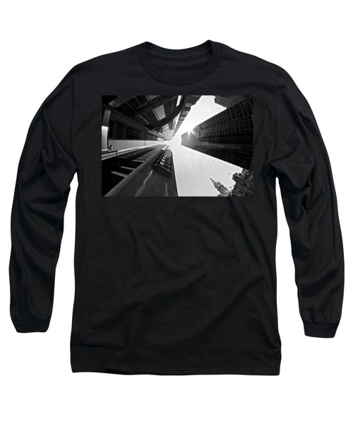 Sign In The Sky Long Sleeve T-Shirt