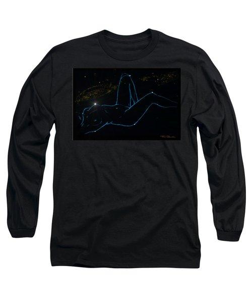 Sign Of The Zodiac Woman Ce 2 Long Sleeve T-Shirt