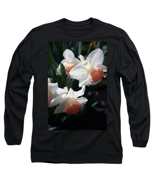Long Sleeve T-Shirt featuring the photograph Signs Of Spring by Kay Novy