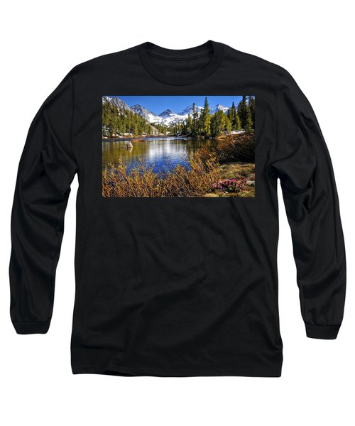 Signs Of Spring Long Sleeve T-Shirt by Lynn Bauer