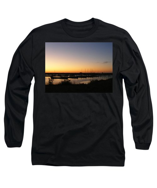 Silent Harbor Long Sleeve T-Shirt