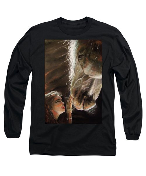 Silent Love Long Sleeve T-Shirt