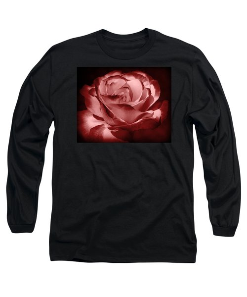 Silk  Long Sleeve T-Shirt