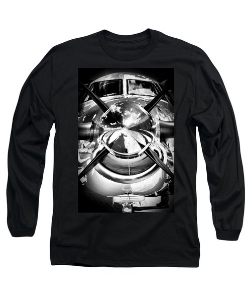 Silver 12 Long Sleeve T-Shirt