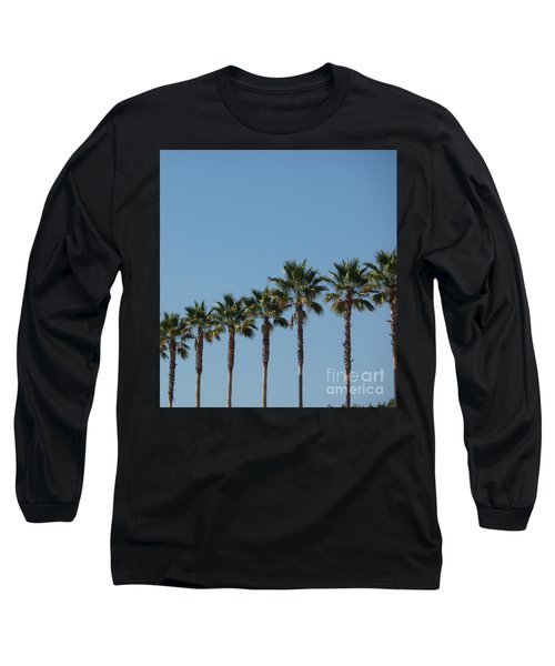 Simply Palms Long Sleeve T-Shirt
