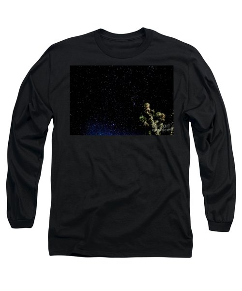Simply Star's Long Sleeve T-Shirt by Angela J Wright