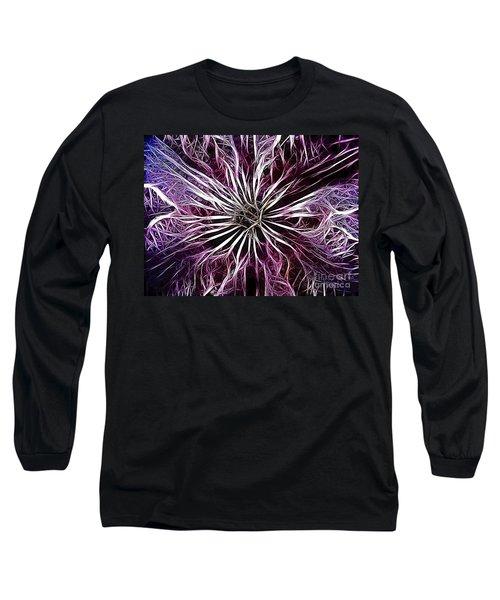 Clematis Sinews Long Sleeve T-Shirt