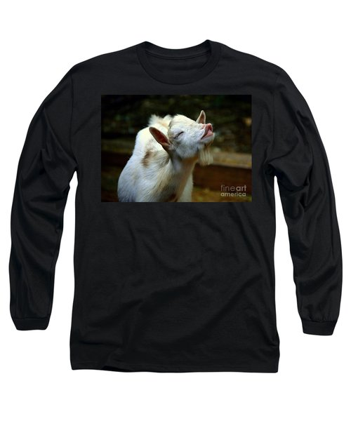 Singing The Blues Long Sleeve T-Shirt