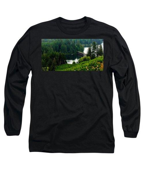 Single Boat Long Sleeve T-Shirt
