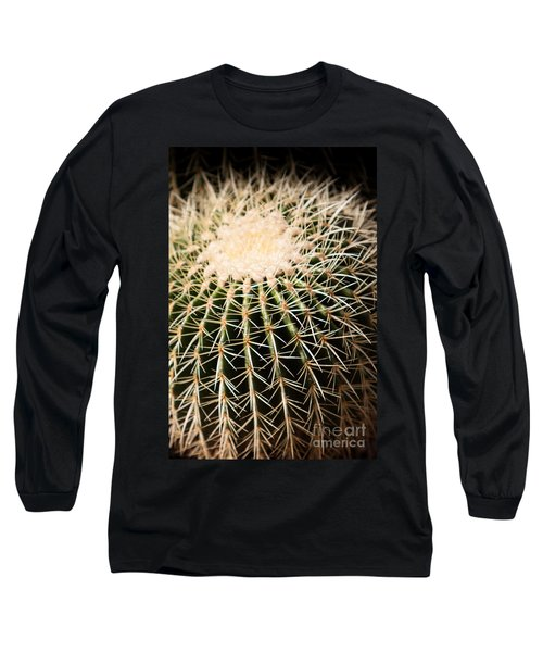 Single Cactus Ball Long Sleeve T-Shirt