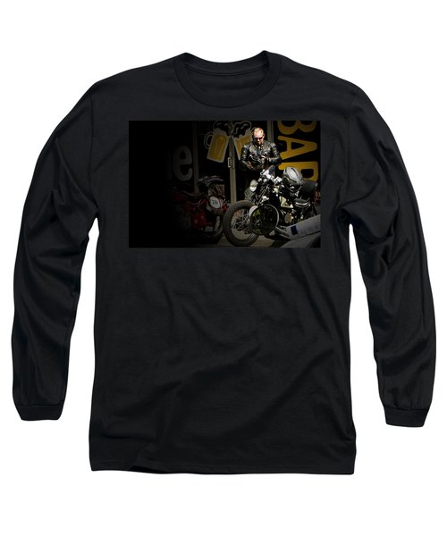 Sinister Character Long Sleeve T-Shirt