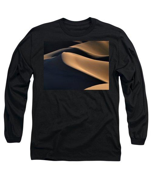 Sinuous Dunes  Long Sleeve T-Shirt
