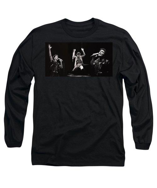 Sir. Cliff Richard Long Sleeve T-Shirt