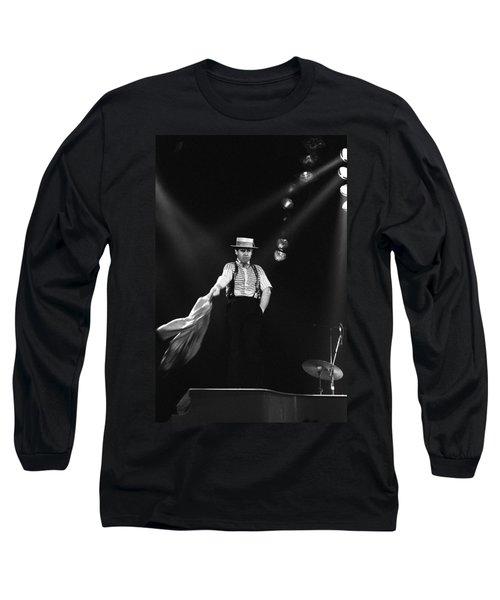 Sir Elton John Long Sleeve T-Shirt
