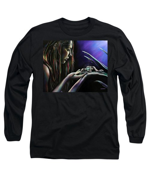 Sister Nature Long Sleeve T-Shirt