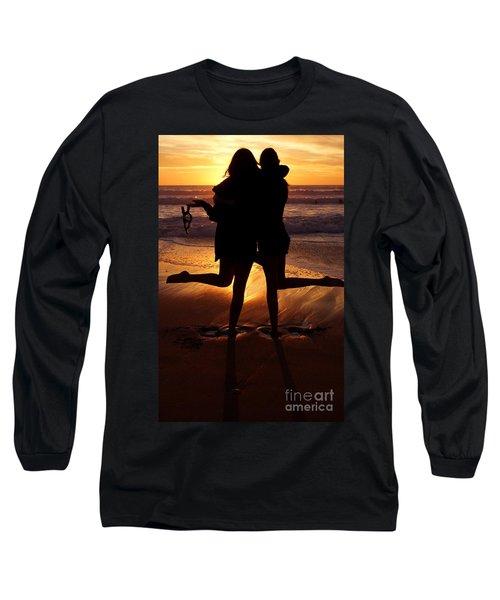 Sister Sunset Long Sleeve T-Shirt