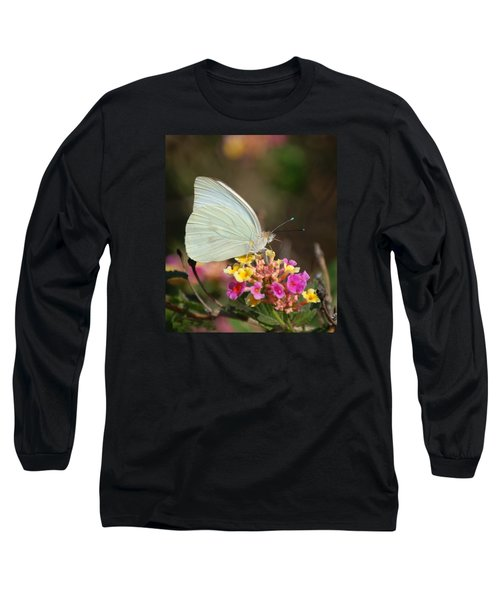 Sitting Pretty Long Sleeve T-Shirt