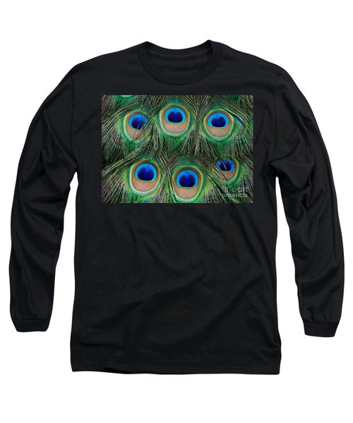 Six Eyes Long Sleeve T-Shirt