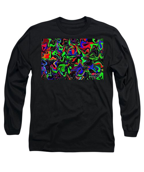 Skoob Long Sleeve T-Shirt by Mark Blauhoefer