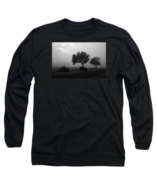 Long Sleeve T-Shirt featuring the photograph Skc 0074 A Family Of Trees by Sunil Kapadia