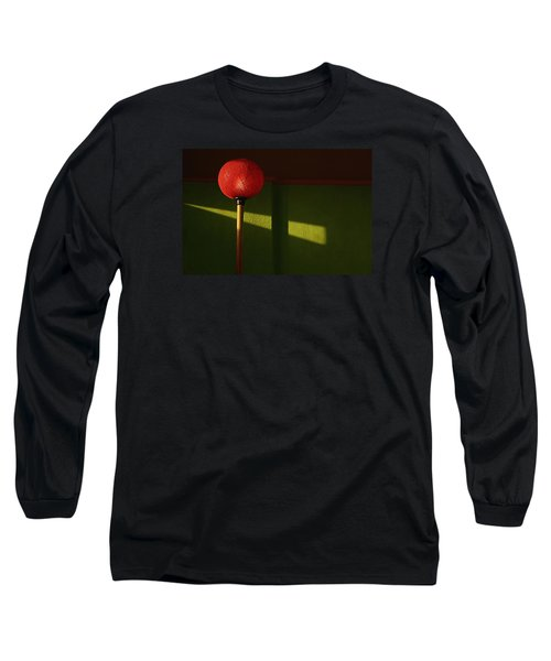Long Sleeve T-Shirt featuring the photograph Skc 0469 Glow Of Light by Sunil Kapadia